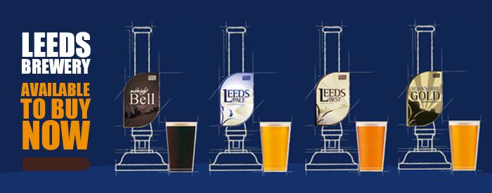 Leeds Brewery Beers