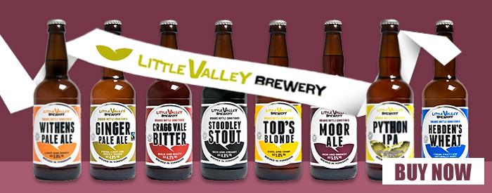 Buy Little Valley Brewery Ales