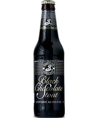 Brooklyn Black Chocolate Stout - 355ml - Brooklyn Brewery