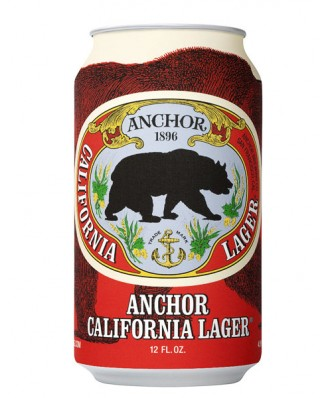 California Lager - 355ml Can - Anchor Brewing Co
