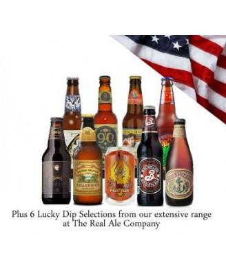 American Craft Beer Mixed Case - 15 Beers
