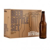Brooklyn Brew Shop Beer Bottle Set