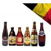 Belgium Beer Hamper - 6 Beers