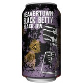 Black Betty Black IPA - 330ml Can - Beavertown Brewery