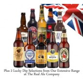 British Real Ale Case - 12 Bottles - Mixed Case