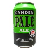 Camden Pale Ale - 330ml Can - Camden Town Brewery
