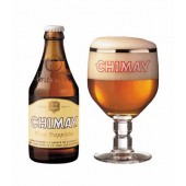 Chimay Tripel (White) - 330ml - Chimay Brewery