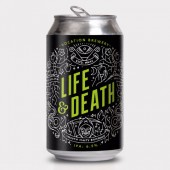 Life & Death - 330ml Can - Vocation Brewery