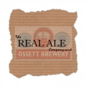 Ossett Brewery Blonde and Stout Case - 12 x 500ml Bottles - Ossett Brewery