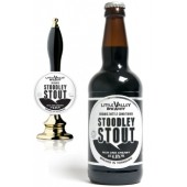 Stoodley Stout - 500ml - Little Valley Brewery