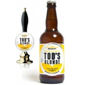Tod's Blonde - 500ml - Little Valley Brewery
