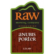 Anubis Porter - 12 x 500ml Bottles - The Raw Brewing Company