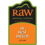 JR Best Bitter - 500ml - The Raw Brewing Company - PNM
