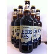 Leeds Best - 12 x 500ml Bottles - Leeds Brewery