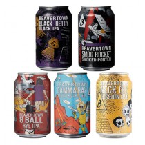 Beavertown Mixed Can Case - 15 x 330ml Cans
