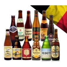 Belgium Beer Hamper - 12 Bottles