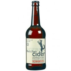 Black Fox - 500ml - Dunkertons Cider