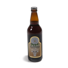 Farmers Brown Cow - 500ml - Bradfield Brewery