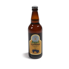 Farmers Pale Ale - 500ml - Bradfield Brewery
