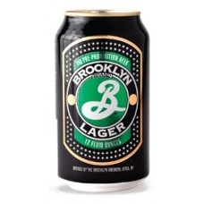 Brooklyn Lager - 355ml Can - Brooklyn Brewery