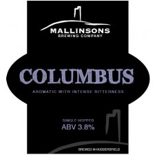 Columbus - 500ml - Mallinsons Brewery