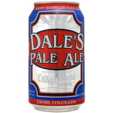 Dales Pale Ale - 355ml Can - Oskar Blues Brewery