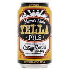 Mama's Little Yella - 355ml Can - Oskar Blues Brewery