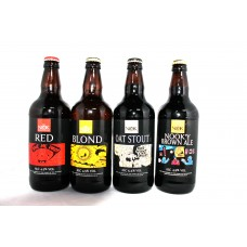 The Nook Brewhouse Mixed Case - 12 x 500ml Bottles