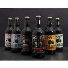 Acorn Brewery Mixed Case - 12 x 500ml Bottles - Acorn Brewery