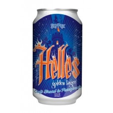 Helles Golden Lager - 355ml Can - Sly Fox Brewing Company