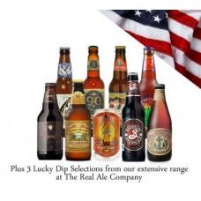 American Craft Beer Mixed Case - 12 Beers