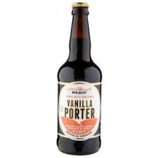 Vanilla Porter - 500ml - Little Valley Brewery