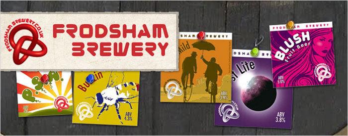 Frodsham Brewery by The Real Ale Company