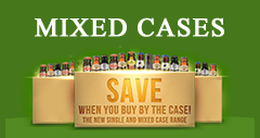 Mixed Cases of Beers & Ales